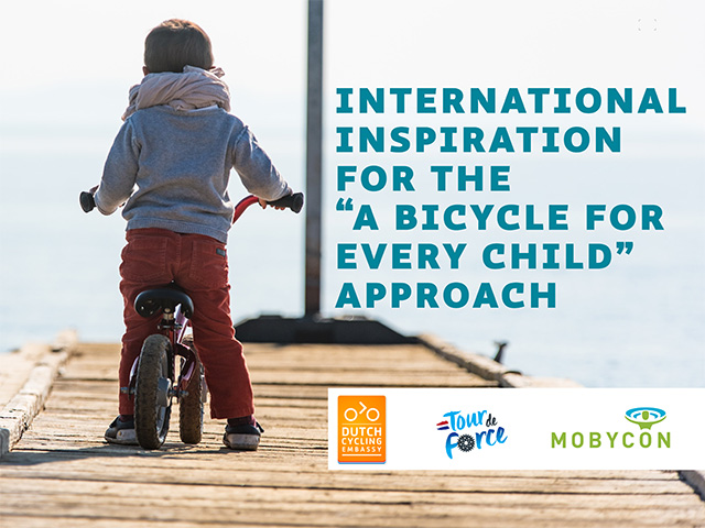 A Bicycle for Every Child Approach Booklet 1