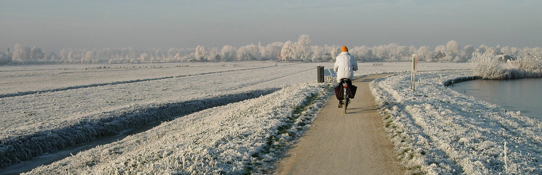 Cycling in winter... It's possible!