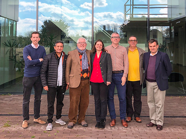 Visiting Delegation from Las Condes 2019