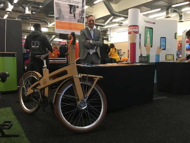 Walking and Cycling Innovations London 2017